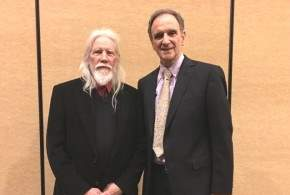 Whitfield Diffie and Martin Hellman
